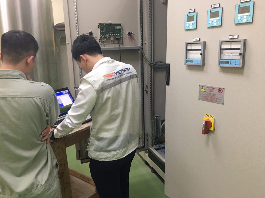 sửa chữa tủ điện PLC uy tín miền bắc
